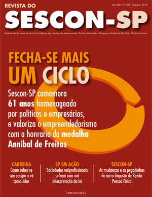 Revista SESCON SP
