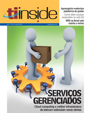 Capa Revista TI INSIDE